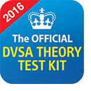 Theory Test app icon