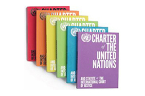 UN Charter & Statute of the International Courts of Justice