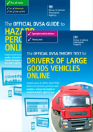 The Official DVSA Theory Test LGV Kit online