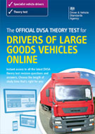 The Official DVSA Theory Test LGV online