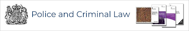 Police and Criminal Law