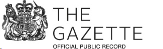 The Gazette official logo
