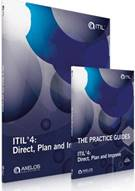 ITIL® 4 Direct, Plan and Improve: The Practice Guides - Front