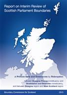 Report on interim review of Scottish Par - Front