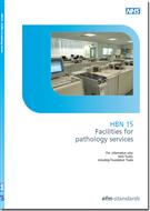 Facilities for pathology services 2nd ed - Front
