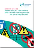 Electrical safety guidance for low volta - Front