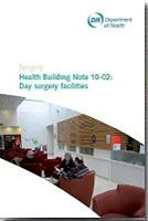 Health Building Note 10-02: Day Surgery Facilities - Front