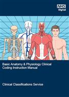 Basic Anatomy & Physiology Clinical Coding Instruction Manual - Front