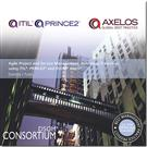 Agile Project and Service Management - Delivering IT Services using PRINCE2®, ITIL® and DSDM® Atern® - Front