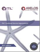 ITIL® CONTINUAL SERVICE IMPROVEMENT -  BOOK - Front