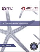 ITIL® CONTINUAL SERVICE IMPROVEMENT - PDF - Front