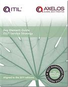 Key Element Guide ITIL Service Strategy - Front