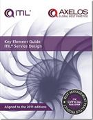 Key Element Guide ITIL Service Design - Pack of 10 - Front
