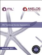 ITIL® CONTINUAL SERVICE IMPROVEMENT - German Translation PDF - Front