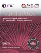 Operational Support and Analysis ITIL Intermediate Capability Handbook  - Front
