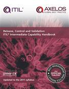 Release, Control and Validation Intermediate Capability Handbook - pack of 10  - Front