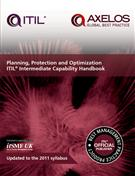 Planning, Protection and Optimization: ITIL® 2011 Intermediate Capability Handbook - Downloadable PDF - Front