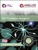ITIL® Foundation Handbook - German Translation - Pack of 10 - Front