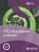 ITIL® Practitioner Guidance - German Translation - Front