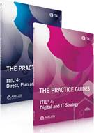 ITIL® 4 Strategic Leader: The Practice Guides PDF - Front