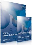 ITIL® 4 Create, Deliver and Support: The Practice Guides PDF + ITIL 4 Create, Deliver and Support PDF - Front