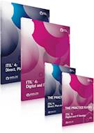 ITIL® 4 Strategic Leader Pack: The Practice Guides PDF + ITIL 4 Strategic Leader Book Pack - Front