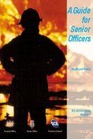 Volume 1: A Guide for Senior Officers - Front