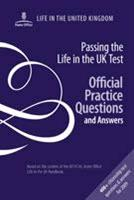 Passing the Life in the UK Test: Official Practice Questions and Answers PDF - Front