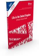 Life in the United Kingdom Official Study Guide book jacket