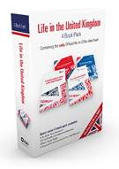 Life in the United Kingdom - Four Book Package Deal
