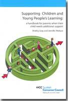 Supporting Children and Young People's Learning - Front