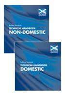Technical Handbooks 2010 - Domestic and Non-domestic Handbook Pack - Front