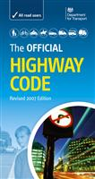 The Official Highway Code - Front
