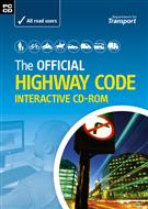 The Official Highway Code Interactive CD-ROM - Front