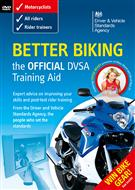 Better Biking - the Official DVSA Training Aid DVD - Front