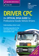 Driver CPC - the Official DVSA Guide for Professional Goods Vehicle Drivers - Front