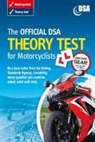 The Official DVSA Theory Test for Motorcyclists Book (Valid until 2011) - Front