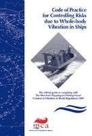 Code of Practice for Controlling Risks due to Whole-body  Vibration in Ships - Front