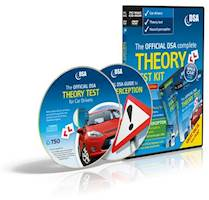 The Official DVSA Complete Theory Test Kit 2012 Edition - Front