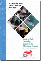Code of Safe Working Practices for Merchant Seamen - Front