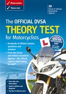 The Official DVSA Theory Test for Motorcyclists (Book) - Front