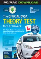 The Official DVSA Theory Test for Car Drivers download (boxed) - Front