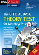 The Official DVSA Theory Test for Motorcyclists DVD-ROM (2015 edition) - Front