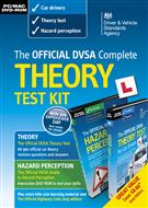 The official DVSA complete theory test k - Front