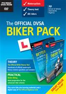 The Official DVSA Biker Pack (2015 edition) - Front