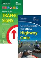 Highway Code Extra  - The Official Rules and Signs 2015 edition - Front