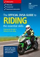 The Official DVSA Guide to Riding - The Essential Skills - Front