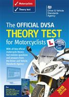 The Official DVSA Theory Test for Motorcyclists Interactive Download - Front