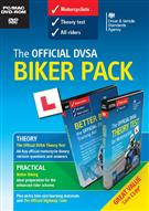 The Official DVSA Biker Pack - Front