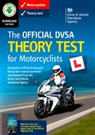 The Official DVSA Theory Test for Motorcyclists download - Front